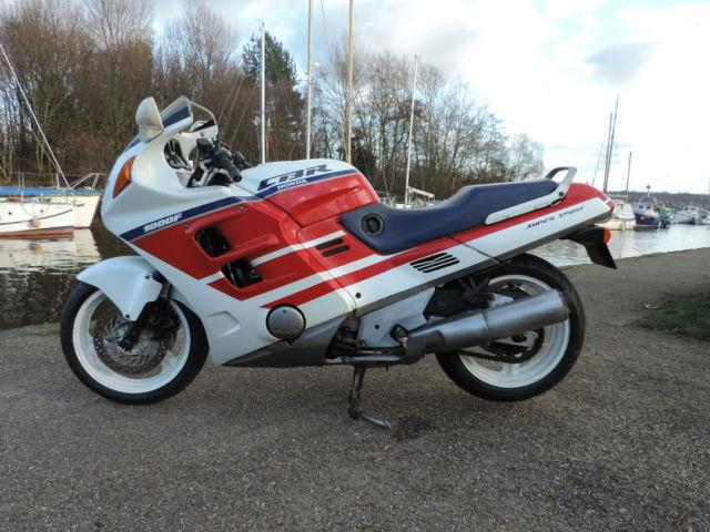 Honda CBR1000F 1989