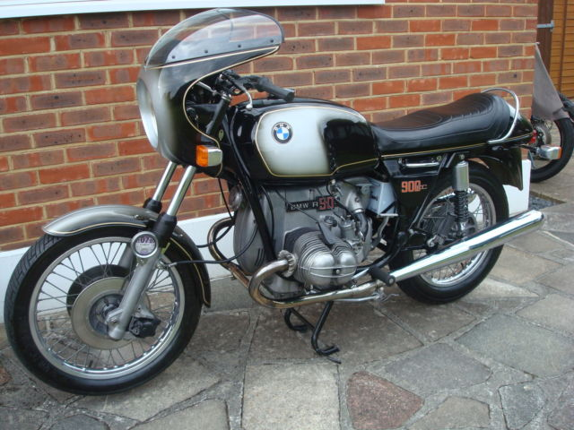 BMW R90S Motorcycle