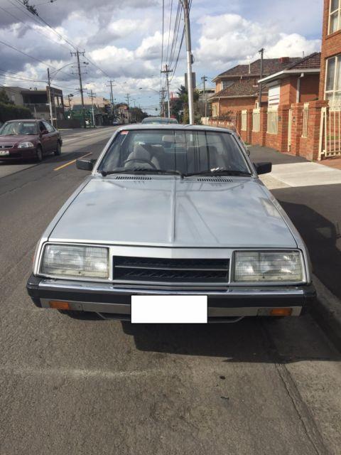 1982 Mitsubishi Sigma Coupe