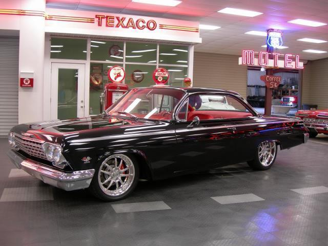 1962 Chevrolet Bel Air Impala