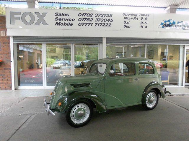 1952 FORD ANGLIA 0.9 900 2D 24 BHP