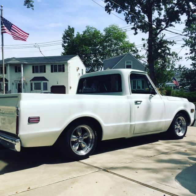 1971 C10 GMC **383 STROKER**SUPERCHARGED**SHORT BED**RUST FREE TRUCK**
