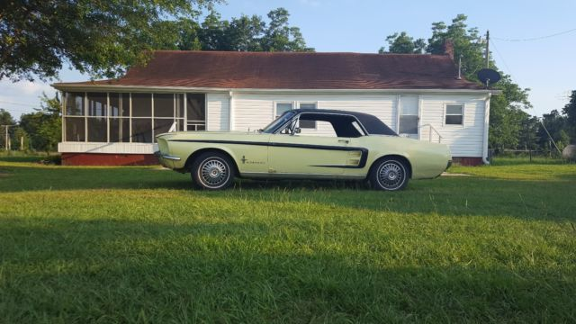 1967 Ford Mustang One Father/Son Owner