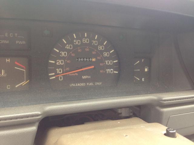 1988 Toyota Pickup XCab Delux V6 4X4