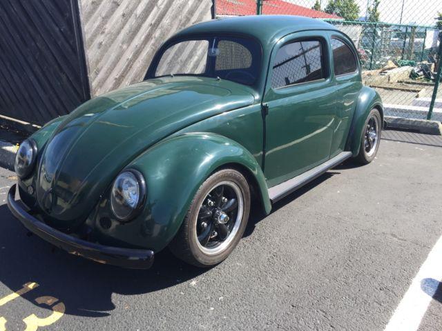 vw beetle classic 1957 Custom bug