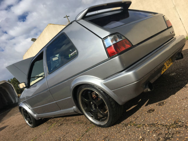 VW GOLF MK2 VR6 TWIN TURBO 6 SPEED 4x4