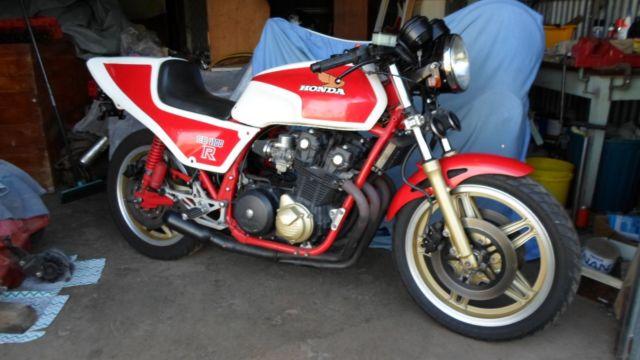 Honda CB1100 RB