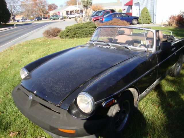 MGB  LIMITED EDITION