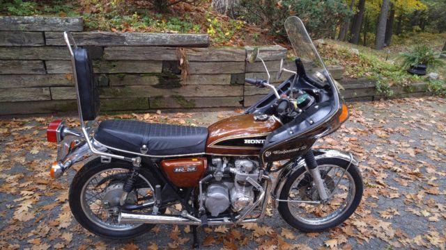 1976 Honda CB 550K