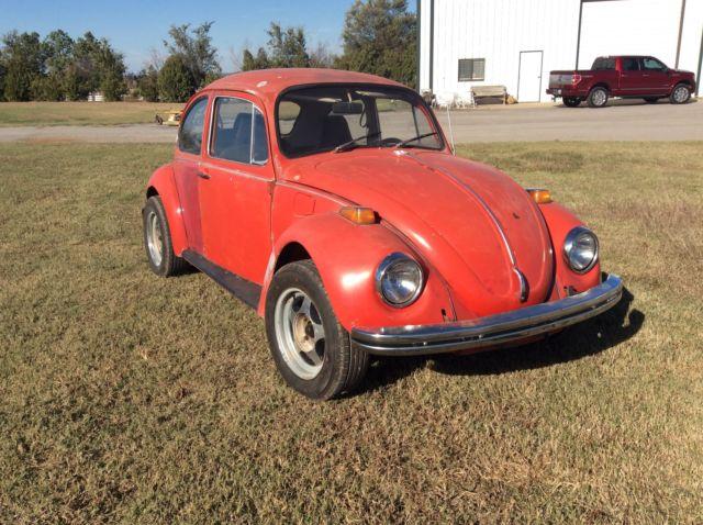1972 VW Beetle Bug