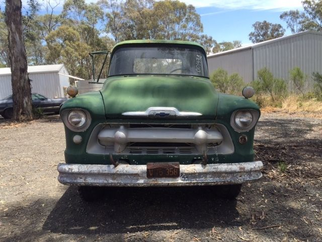 1956 Chevrolet Chev 6400 Pickup Truck, Hot Rod, Tow Truck, Rat Rod