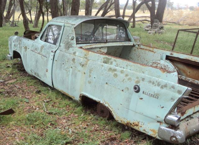 1958 AP2 Chrysler WAYFARER UTE number 243 of 400 built