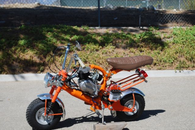 1965 Quarter Horse mini bike