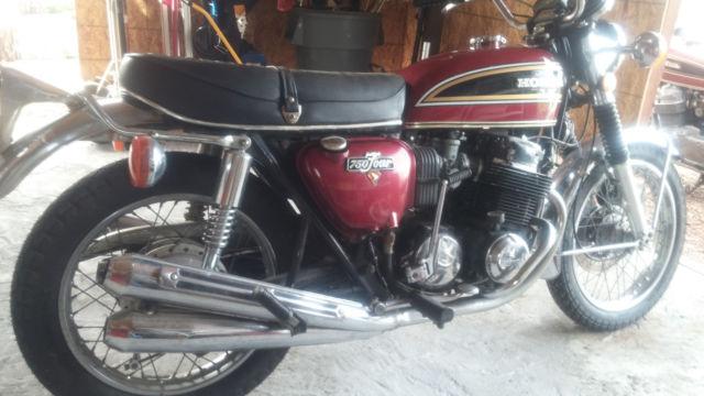 Honda CB750K ,1976