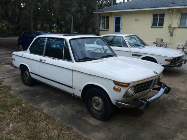 1973 BMW 2002 - Honest Solid California Survivor