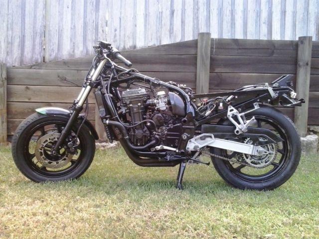 1988 Kawasaki GPx750