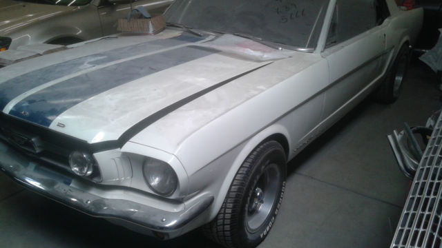 1966 Mustang GT Coupe 289 V8 Muscle Car (Genuine GT)