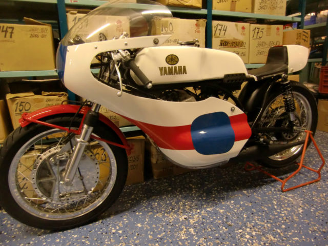 Yamaha TR2 350 1970 Extremely good condition ( TZ 125 250 750 )