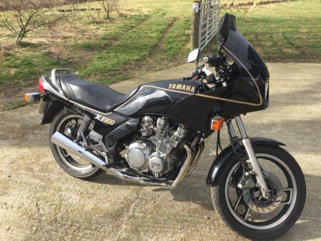1988 Yamaha XJ 900 F
