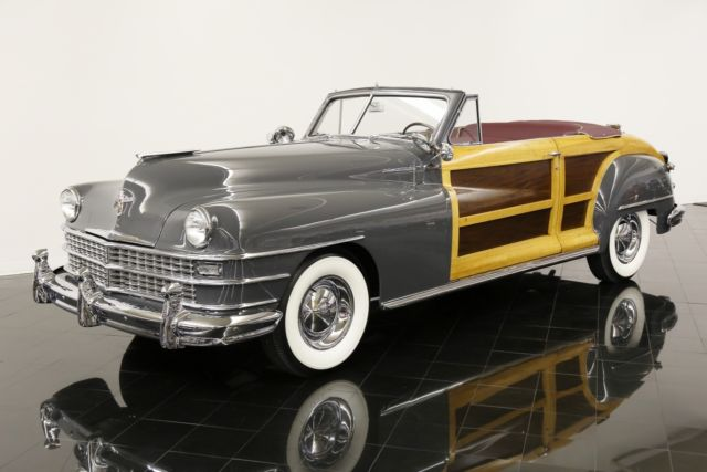 1948 Chrysler Town and Country Convertible *$1099 PER MONTH!*
