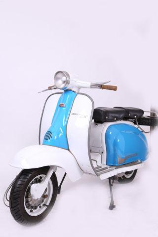 1958 LAMBRETTA LI 125