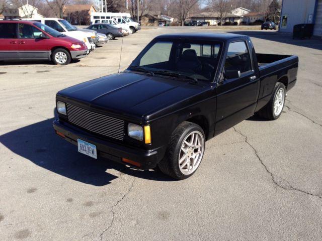 1986 S-10 V8