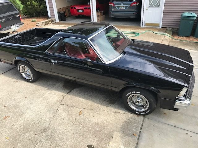 1978 Chevrolet El Camino Super Sport Factory Hurst 4 Speed