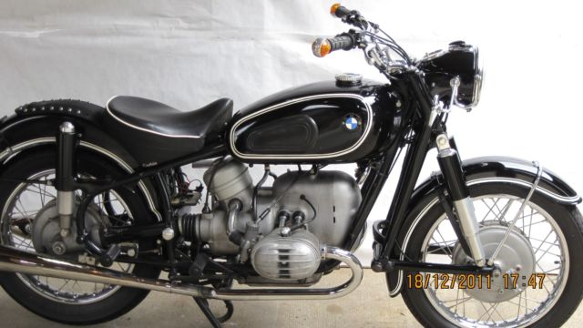 Sell my1968 BMW R50/2 W 22??? miles. This  is a very nice example of a 50/2.