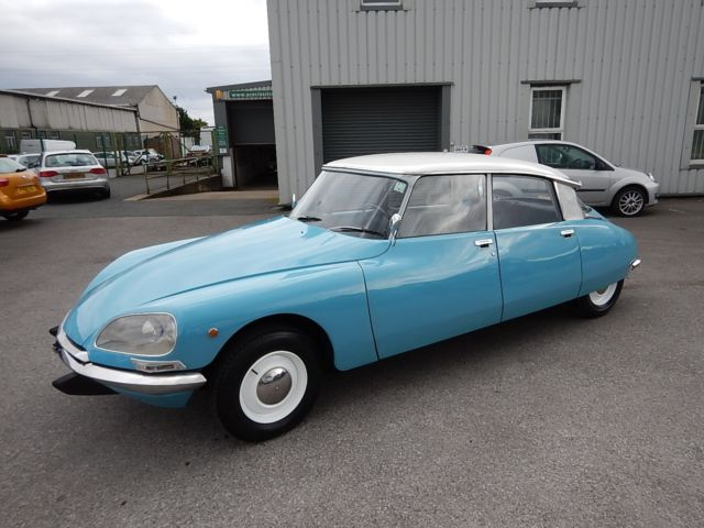 1972 CITROEN DS D Special ~ Paris Built LHD
