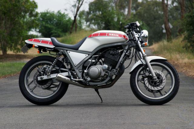 1986 Yamaha SRX600, Cafe Racer, not SR400 SR500