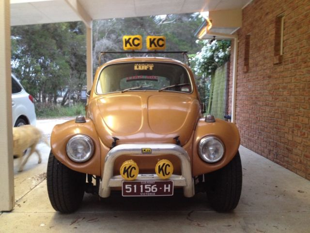Volkswagen Baja Beetle 1970 VW, Beetle, Offroad  Perfect promotional vehicle :-)