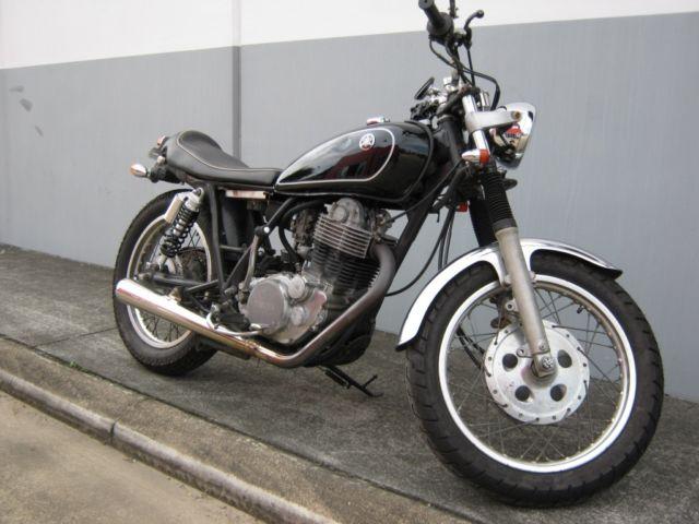 Yamaha SR400 - Cafe Racer / Bobber / Tracker. RWC & Rego - Nothing more to spend