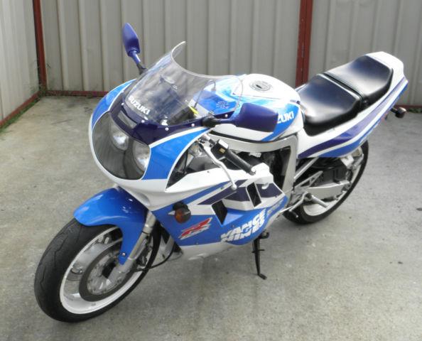 Suzuki GSXR750 M 1991 Full Vance & Hines exhaust system