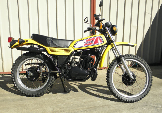 Yamaha DT250 E 1978 Classic air cooled 2 stroke trailbike only done 11069 klms