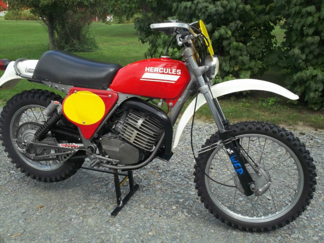 1977 Other Makes Hercules GS 250