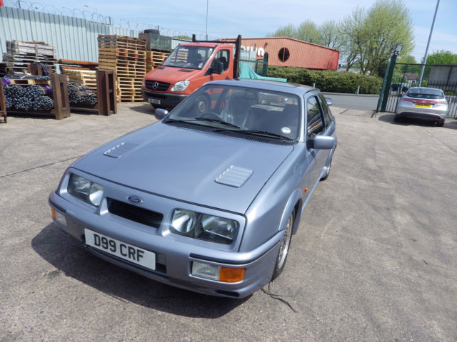 Ford Sierra RS Cosworth, 3 Door Hatchback
