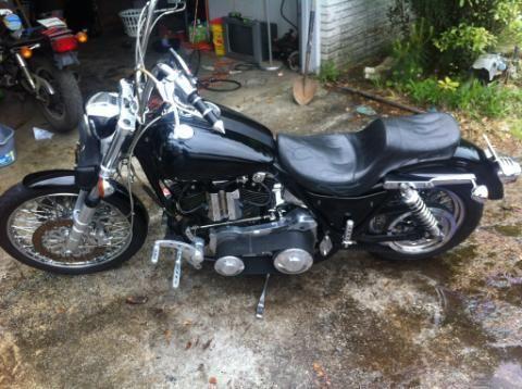 1990 Harley-Davidson FXR