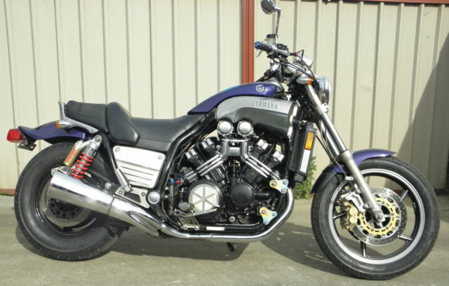 Yamaha 1200 Vmax V4 1985 only 39,541 klms great example of this grunt master !