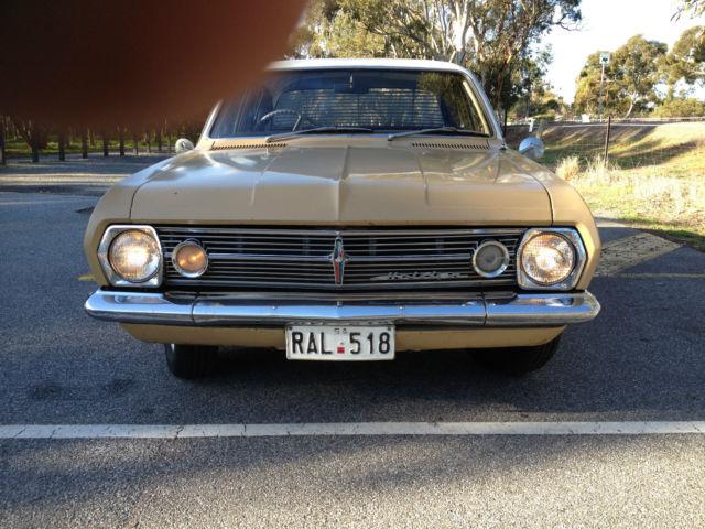 1967 HR Holden Special