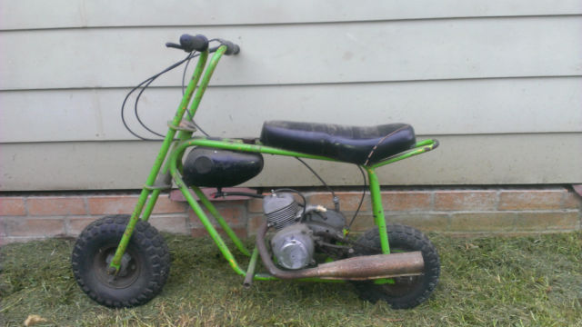 Tas Mini BIke WANTED