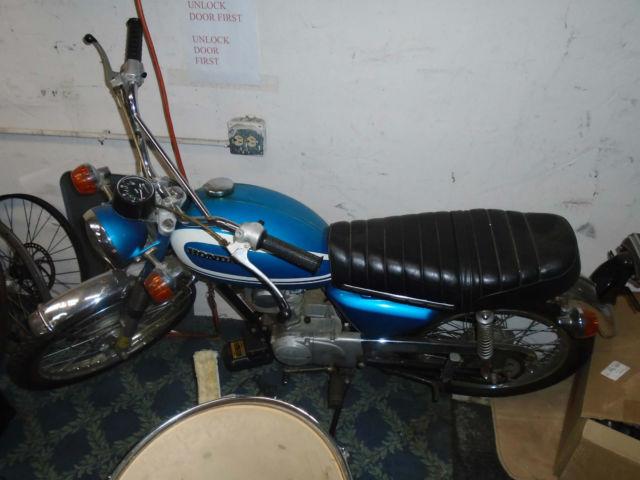 19700000 Honda CL