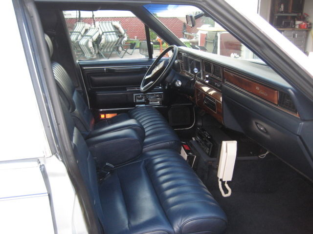 1989 Lincoln Town Car For Sale Cleveland Ohio United States