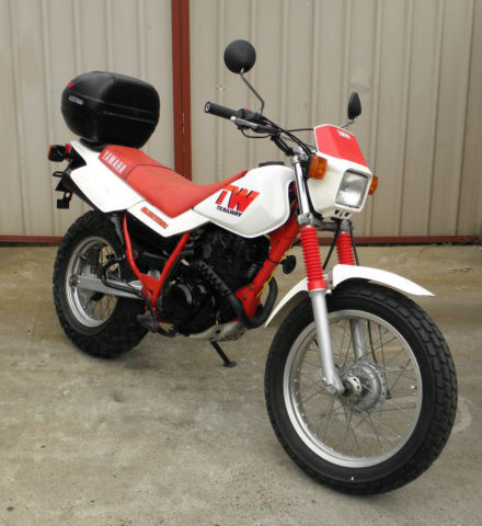 Yamaha TW200 1987 Sand bike Electric start road trail only done ...