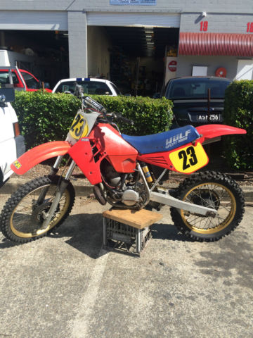1985 MAICO GM500 WATER COOLED MOTORCROSS BIKE For Sale ...