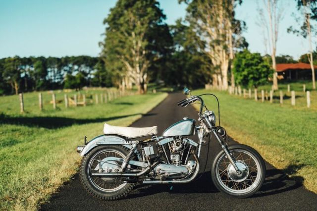 1969 XLCH Ironhead Sportster
