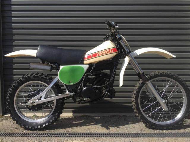 Yamaha YZ250E