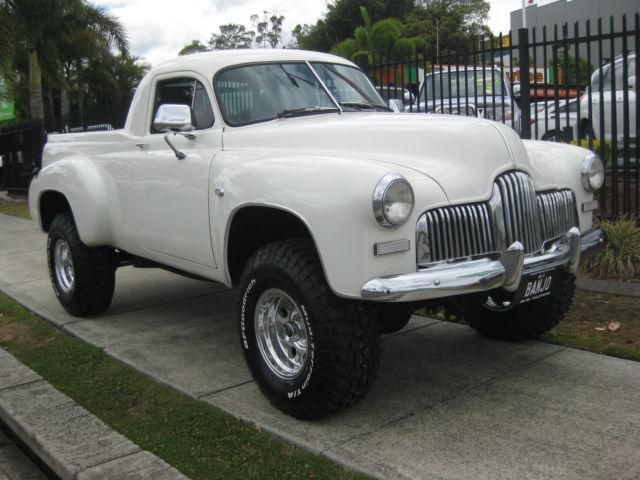 1951 Chevrolet Custom 4x4 Coupe Ute For Sale Springwood