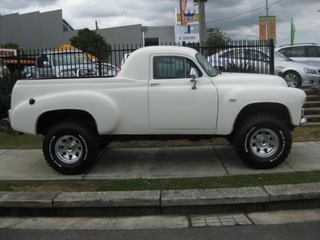 1951 Chevrolet Custom 4x4 Coupe Ute For Sale Springwood
