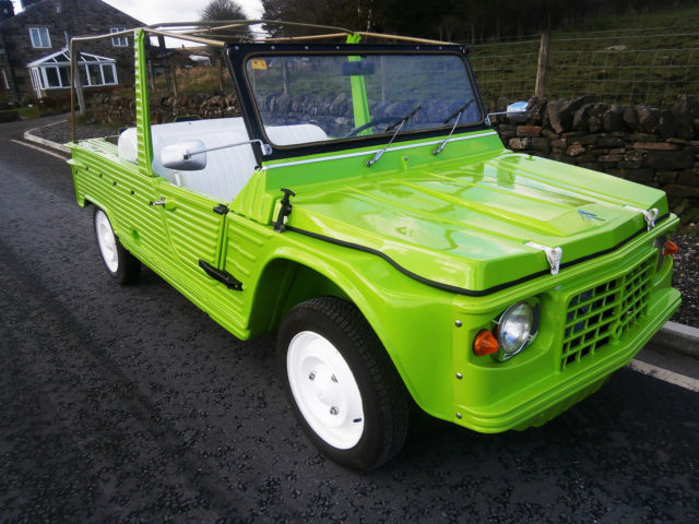 Citroen Mehari 1980 Stunning condition  800 miles Drives A1 You wont find better