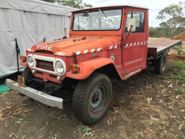 Toyota Landcruiser Fj45 For Sale Glenorie New South Wales Australia Automotoclassicsale Com
